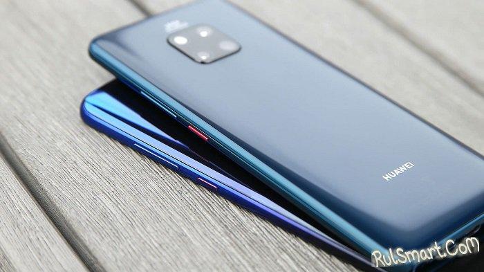 Huawei Mate 30 Lite: рассекречены характеристики злого смартфона