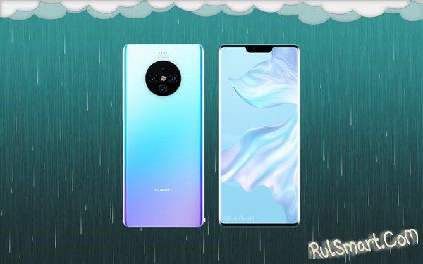 Huawei Mate 30 Pro: первый безумный стеклянный флагман