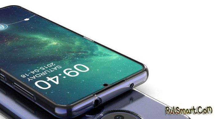 Nokia 7.2: лютый смартфон с самой необычной дзен-камерой