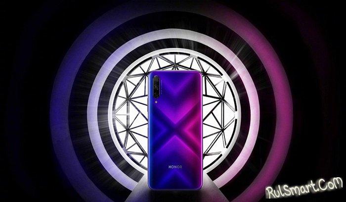 Honor 9X и 9X Pro: злые смартфоны с киберспортивным жидкостным охлаждением