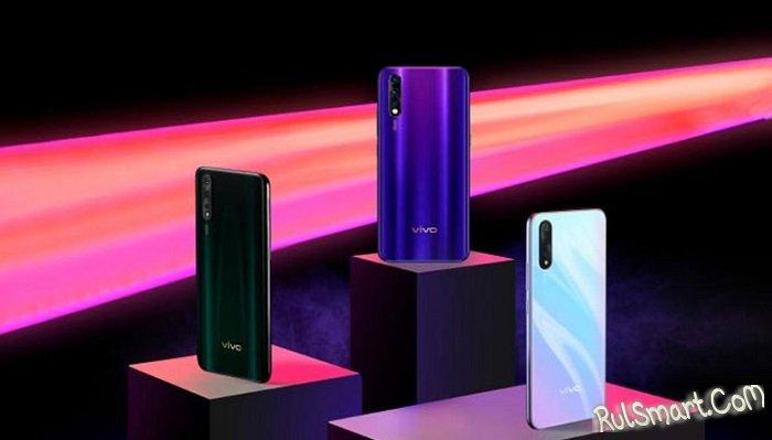 "Vivo Z5 неожиданно ""порвал"" Xiaomi CC9 по мощности"