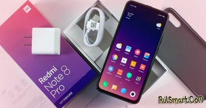 Xiaomi: крутой, но недорогой Redmi Note 8 и супертелевизор