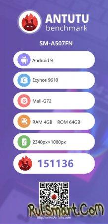 "Samsung Galaxy A50s: доступный смартфон ""накажет"" флагманы"