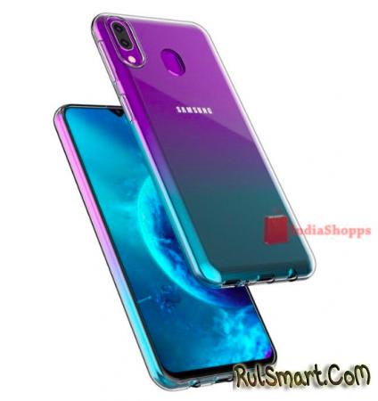 Samsung Galaxy M30s: недорогой смартфон для народа с экраном-матрицей
