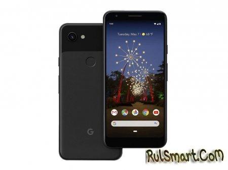 """Google Pixel 3A: недорогой смартфон """"порвал"""" эти Ваши айфоны"""