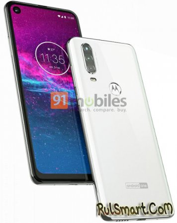 Motorola One Action: слишком необычный смартфон, рвущий шаблоны