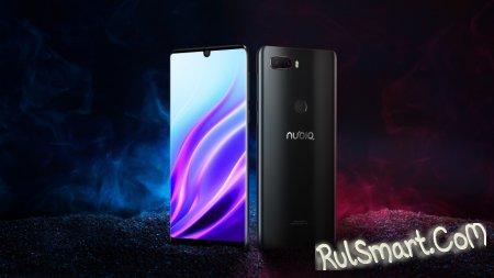 Nubia Z20: первый смартфон, который сфотографировал Галактику