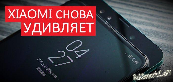 Xiaomi Mi Mix 3s: новый топовый смартфон с долгожданной «фишкой»