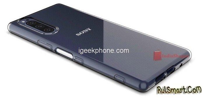 Sony Xperia 2: удивительный смартфон с космическим дизайном (фото)