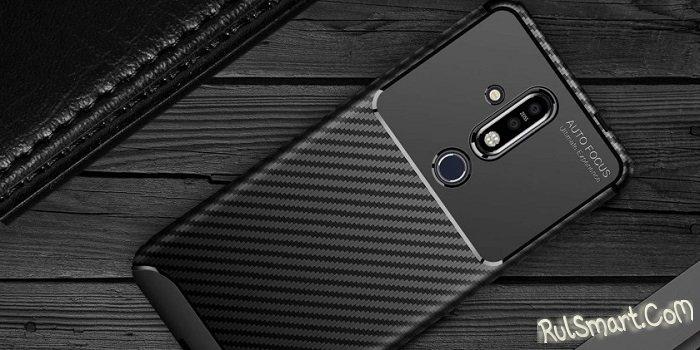 Nokia 6.2: смартфон-пушка-гонка, который Вам по карману