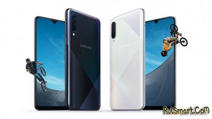 """Samsung Galaxy A30s и Galaxy A50s """"порвали"""" даже дорогие смартфоны"""