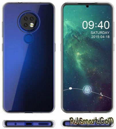 Nokia 7.2: крайне мощный, красивый, умеющий всё и Вам по карману