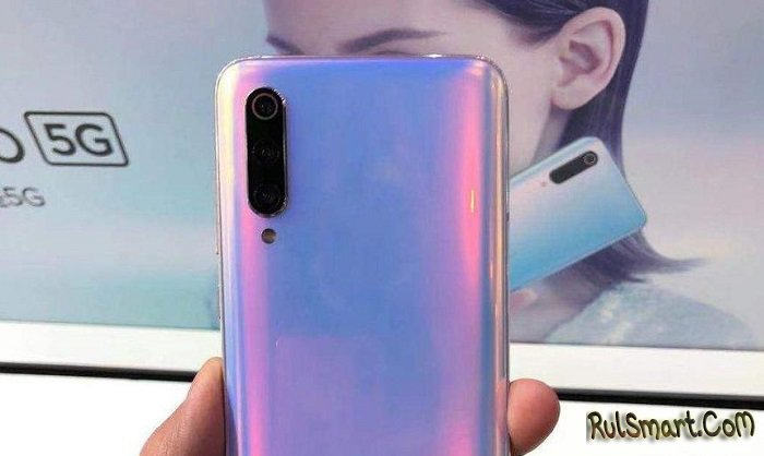 Xiaomi Mi 9 Pro 5G получит самую неожиданную фишку всех времен