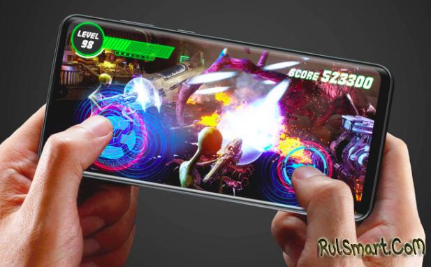 Sharp Aquos Zero 2: царь смартфонов с 240 Гц-дисплеем и еще кое-чем