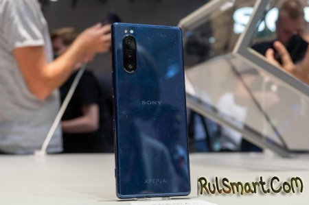 Sony Xperia 5: компактный топ-смартфон, о котором все мечтали