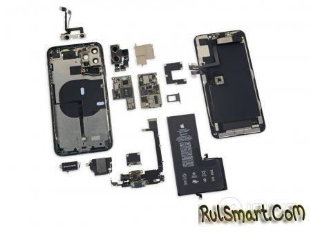 Разборка iPhone 11 Pro Max: начинка флагмана удивила
