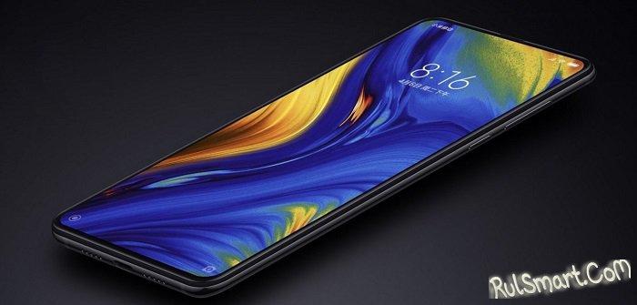 Xiaomi Mi Mix 4: первый в мире смартфон с изогнутым экраном без вырезов