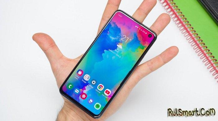 """Samsung Galaxy S10 Lite: """"дешевый"""" флагман с мощнейшим железом и Android 10"""