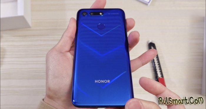 Honor V30 и Honor V30 Pro: лучшая камера в мире и мгновенная зарядка
