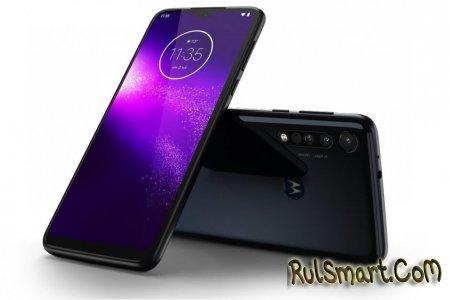 Motorola One Macro: неожиданно дешевый смартфон с тройной камерой