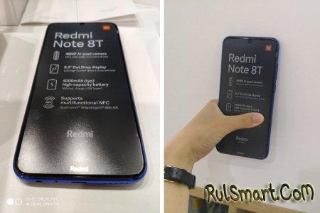 Xiaomi Redmi Note 8T: недорогой смартфон с мощным железом (фото)