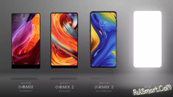 Xiaomi Mi MIX 5: невероятно злой смартфон со Snapdragon 865 (характеристики)