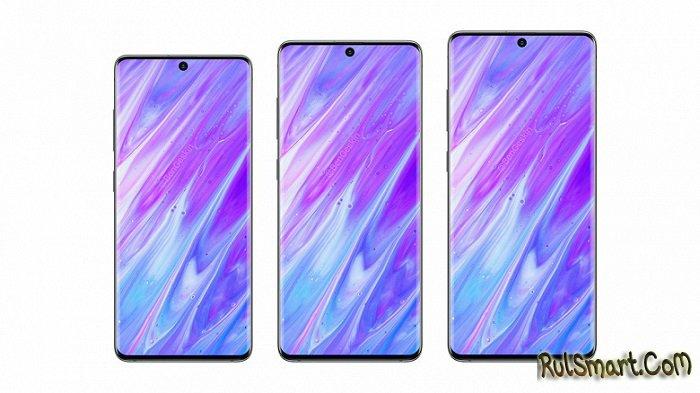 Samsung Galaxy S11: 120 Гц-экран и самое мощное железо в 2020 году