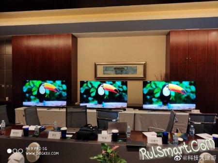 Xiaomi Mi TV 5: зверски красивый и мощный телевизор, который опередил время