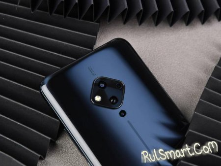 Vivo S5: злой смартфон для народа с комбо-квадрокамерой
