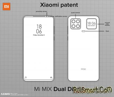 """Xiaomi Mi Mix 4: сверхкрутой смартфон, который """"похоронит"""" Meizu Pro 7"""