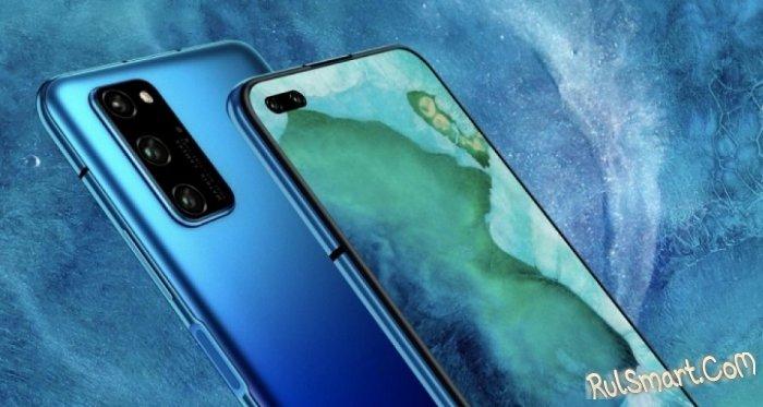 Honor V30 Pro: пушка-смартфон с 5G и ультракамерой «накажет» Xiaomi