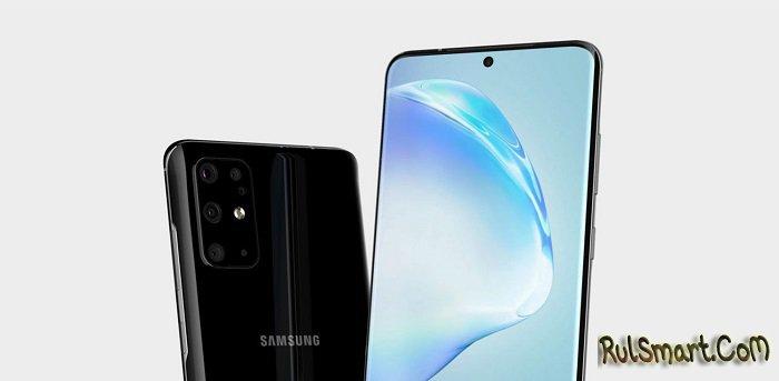 Samsung Galaxy S11: первые фото экрана убийственного флагмана