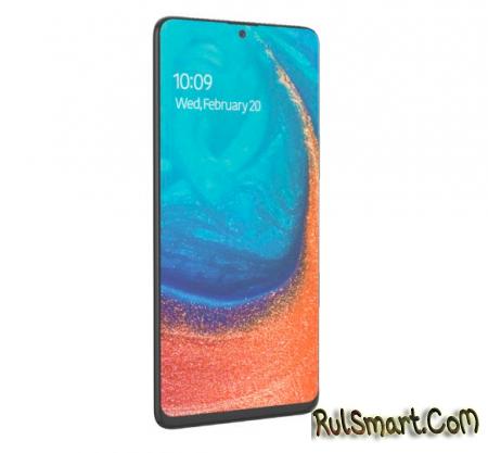 """Samsung Galaxy A71: почти недорогой смартфон, который """"порвёт"""" дорогие"""