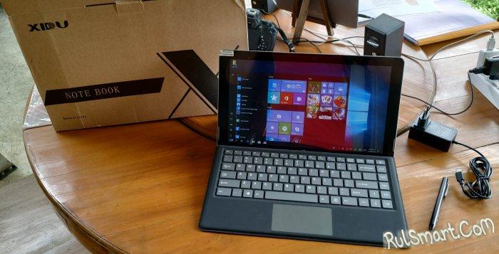 Китайский магазин XIDU внезапно отдаёт ноутбуки россиянам «за копейки»