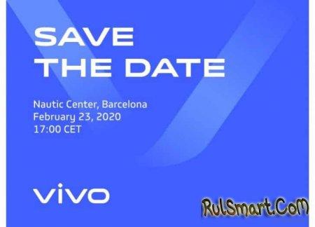 Vivo Apex 2020: смартфон, который опередил будущее удивляет