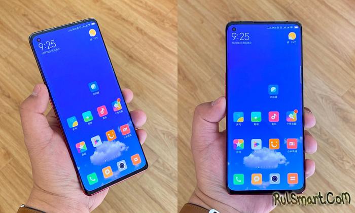 Xiaomi Mi 10 Pro Explorer Edition: неожиданный дизайн крутого смартфона впечатляет