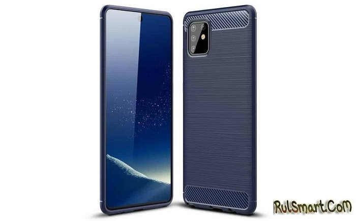 Samsung Galaxy A81: неожиданно царский смартфон, удививший весь мир