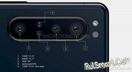 Sony Xperia 1.1: злой топ-камерофон с бесконечной камерой