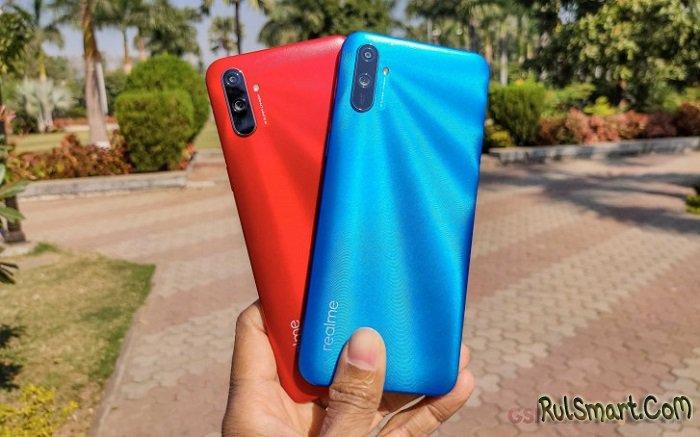 """Realme C3: народный смартфон, который """"зароет"""" Xiaomi и Samsung"""