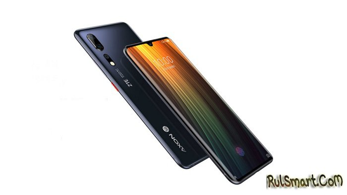 ZTE Axon 10s Pro: неожиданно крутой смартфон с дзен-дизайном