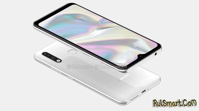 Samsung Galaxy A70e: царский, но недорогой смартфон с полезными фишками