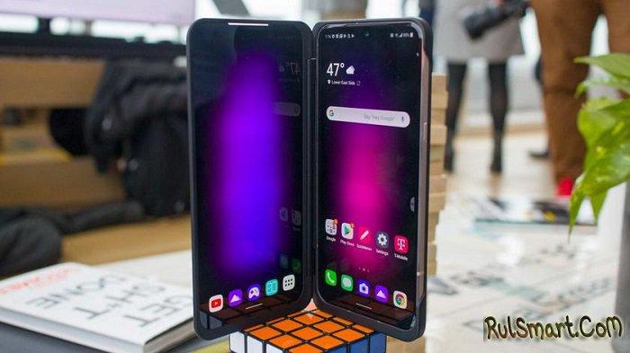 """LG V60 ThinQ: зверски мощный смартфон """"уничтожит"""" Xiaomi (видео)"""