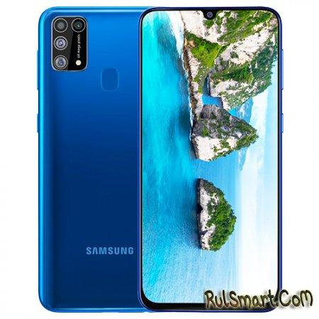 Samsung Galaxy M31: народный смартфон с лютой камерой и топ-аккумулятором