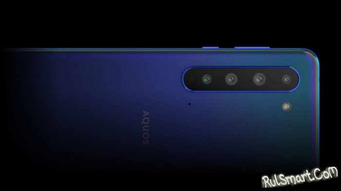 Sharp Aquos R5G: ниндзя-смартфон из Японии с топ-характеристиками