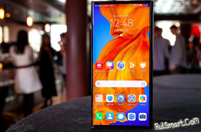 Huawei Mate Xs: слишком крутой смартфон, который удивил всем, даже ценой