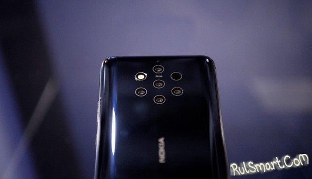 Nokia 9.2 PureView: потрясающий смартфон, который затмит Samsung и Xiaomi