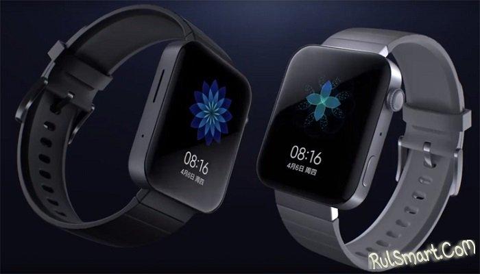 Xiaomi Mi Watch 2: раскрыты характеристики и цена топ-часов