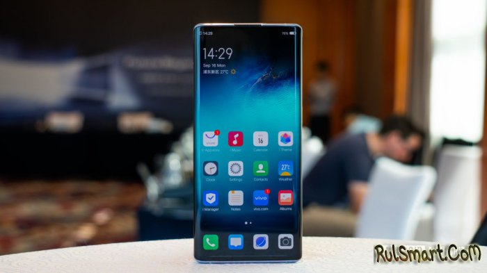 Vivo NEX 3S: характеристики зверски крутого смартфона и дата выхода