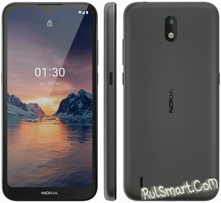 Nokia 1.3: дешевый, но очень интересный смартфон для работяг