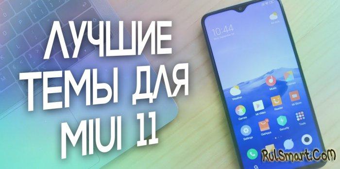 Бесплатная тема Blue Jeey для MIUI 11 ошеломила фанов Xiaomi